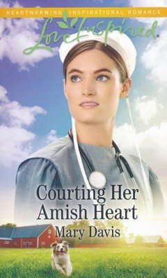 Courting Her Amish Heart    -     By: Mary Davis