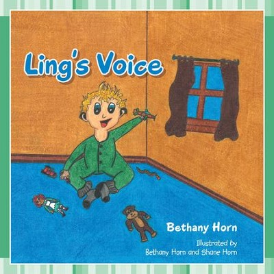 Lings Voice - eBook  -     By: Bethany Horn