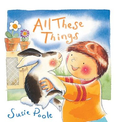All These Things - eBook  -     By: Susie Poole