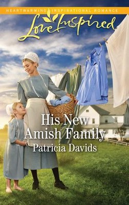 His New Amish Family  -     By: Patricia Davids
