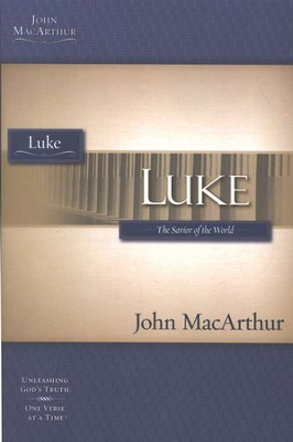 Luke, John MacArthur Study Guides   - Slightly Imperfect  -