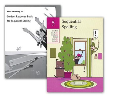 Sequential Spelling Level 5 Teacher's Guide & Student Response Book   -     By: Don McCabe