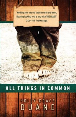 All Things in Common - eBook  -     By: Holly Duane