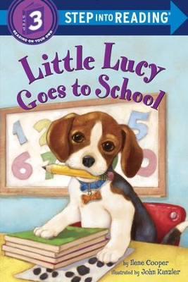 Little Lucy Goes to School - eBook  -     By: Ilene Cooper