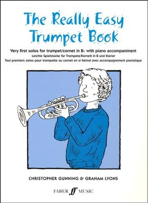 The Really Easy Trumpet Book   -
