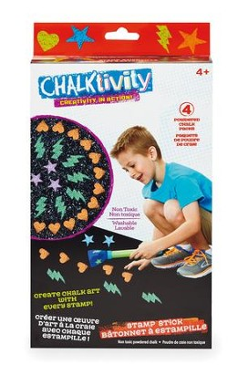 Chalktivity, Stamp Stick  -