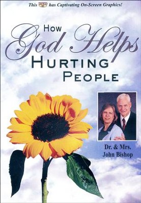 How God Helps Hurting People DVD  -     By: Dr. John Bishop