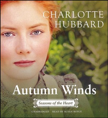 #2: Autumn Winds - unabridged audio book on CD  -     Narrated By: Susan Boyce     By: Charlotte Hubbard