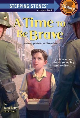 A Time to Be Brave - eBook  -     By: Joan Betty Stuchner     Illustrated By: Cynthia Nugent