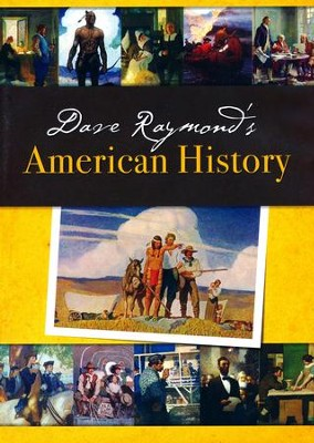 Dave Raymond's American History Part 1 & 2   -