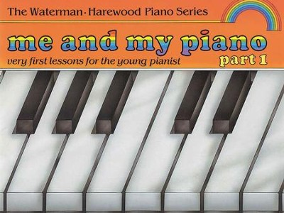 Me and My Piano, Book 1  -