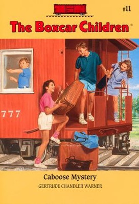 Caboose Mystery  -     By: Gertrude Chandler Warner     Illustrated By: David Cunningham