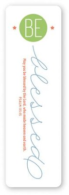 Be Blessed Bookmark  -