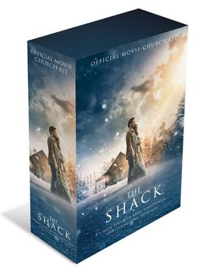 The Shack Official Movie Church Kit   -