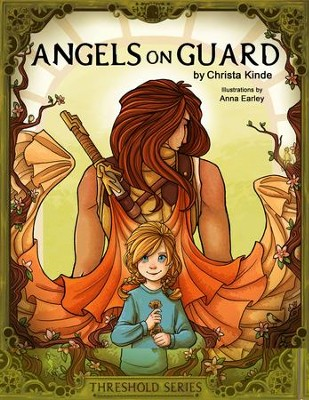 Angels on Guard - eBook  -     By: Christa Kinde