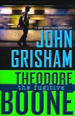 #5: The Fugitive  -     By: John Grisham