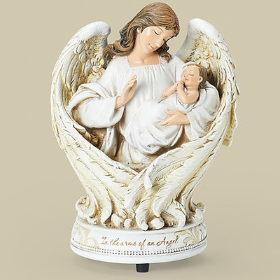 Arms Of An Angel Musical Figurine  -