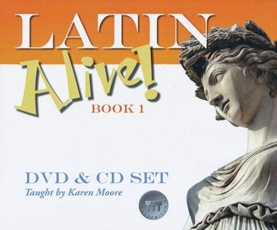 Latin Alive! Book One DVD & CD Set   -