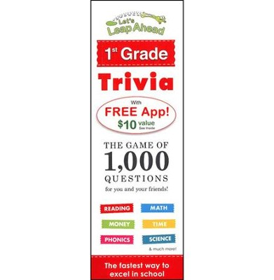 Let's Leap Ahead 1st Grade Trivia  -     By: Alex A. Lluch