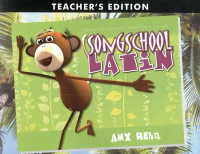 Songschool Latin: Teacher's Materials  -     By: Amy Rehn