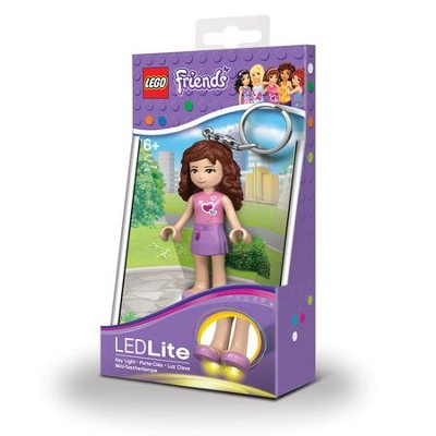 LEGO Friends, Olivia LED Key Light  -