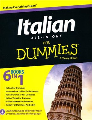 Italian All-in-One For Dummies    -