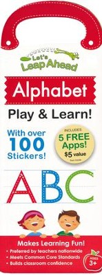 Let's Leap Ahead: Alphabet Play & Learn!  -     By: Alex A. Lluch