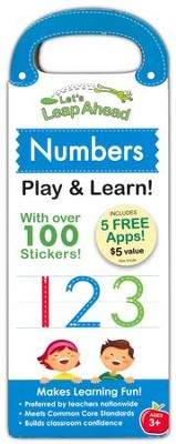 Let's Leap Ahead: Numbers Play & Learn!  -     By: Alex A. Lluch