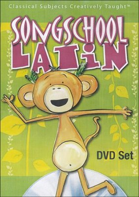 Song School Latin DVD Set   -     By: Amy Rehn