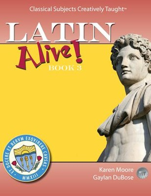Latin Alive! Book 3 Student Edition   -