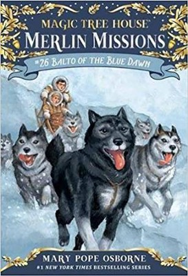 Balto of the Blue Dawn  -     By: Mary Pope Osborne