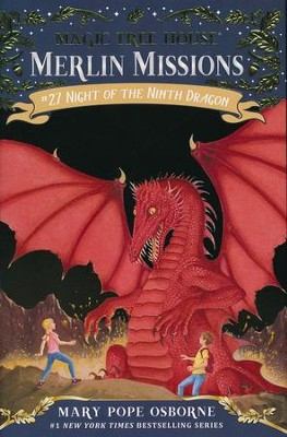 Magic Tree House Merlin Mission #27: Night of the Ninth Dragon  -     By: Mary Pope Osborne