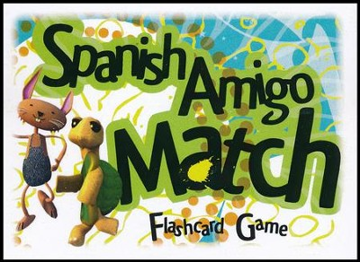 Spanish Amigo Match   -