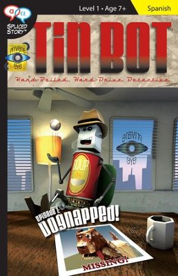 Tin Bot, Spliced Reader (Spanish)   -