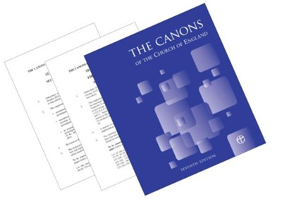 Canons of the Church of England: Full edition with First and Second Supplements - 7th Edition  -