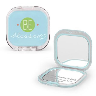 Be Blessed Compact Mirror  -