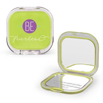 Be Fearless Compact Mirror  -