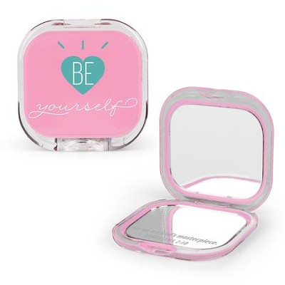 Be Yourself Compact Mirror  -