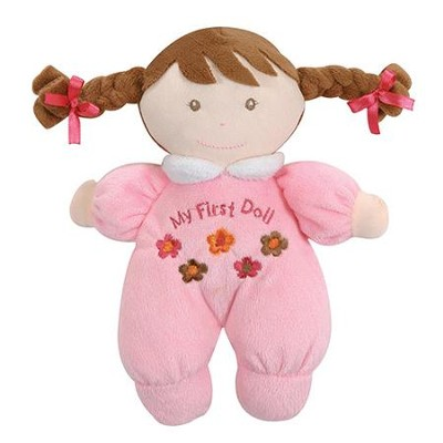 My 1st Doll, Pink, Brunette  -