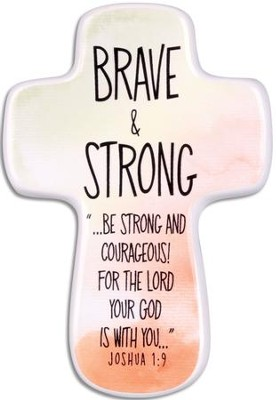 Brave & Strong, Cross  -