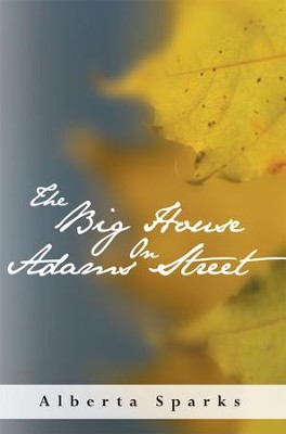 The Big House on Adams Street - eBook  -     By: Alberta Sparks