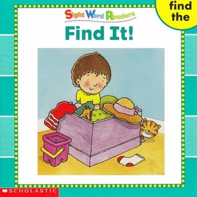 Sight Word Readers: Find It!   -     By: Linda Ward Beech