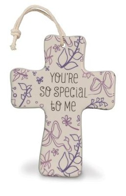 Natural Blessings, You're So Special Cross, 1 Corinthians 1:4  -
