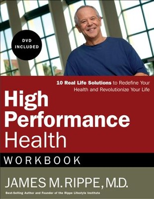 High Performance Health Workbook - eBook  -     By: James M. Rippe