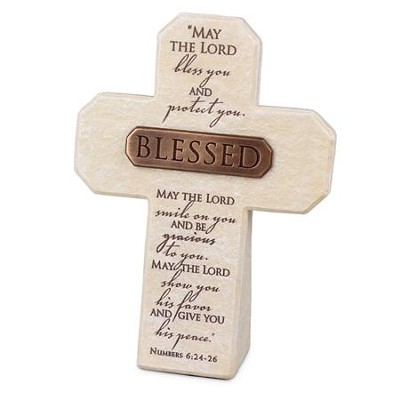 Blessed Cross, Bronze Bar  -