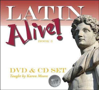 Latin Alive! Book 3 DVD & Chant CD Set   -
