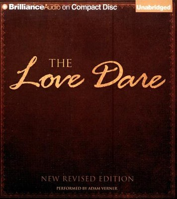 The Love Dare Unabridged Audiobook on CD  -     Narrated By: Adam Verner     By: Stephen Kendrick, Alex Kendrick