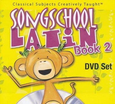 Song School Latin Book 2, DVD Set   -     By: Amy Rehn