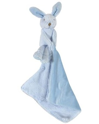 Little Bunnie Lovie, Blue  -
