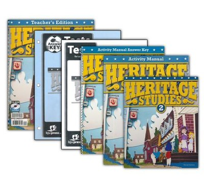 Heritage Studies 2 Kit (Updated 3rd Edition)  -